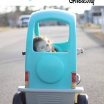 Simplay3 Super Coupe Pedal Trike Review and Giveaway
