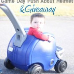 Simplay3 Game Day Push About Helmet…and Giveaway!
