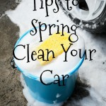 Tips to Spring Clean Your Car