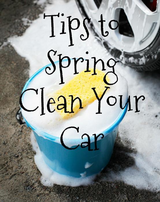 Spring-Clean-Car