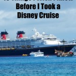 10 Things I Wish I Knew Before I Took a Disney Cruise