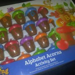Make Learning Fun with Alphabet Acorns