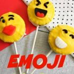 Emoji Cake Pops