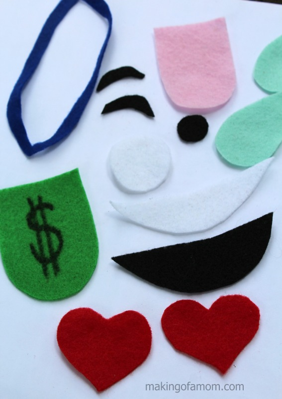 Emoji-Felt-Pieces