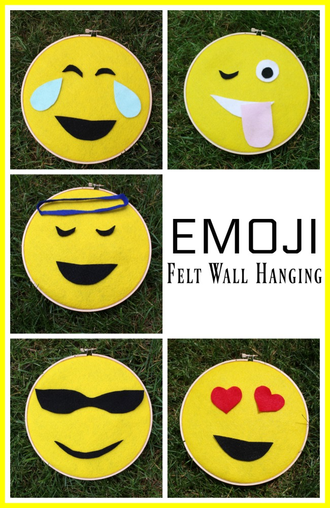 Emoji-Felt-Wall-Hanging-Collage