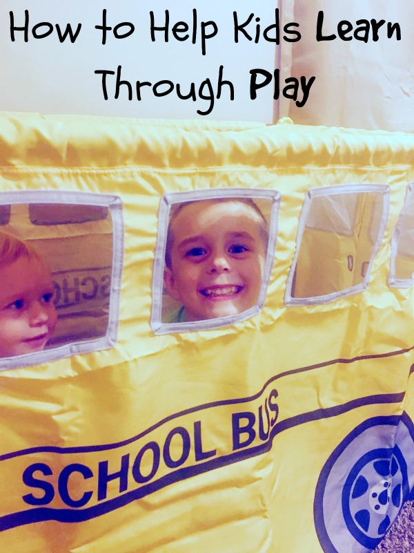 Learn-Through-Play