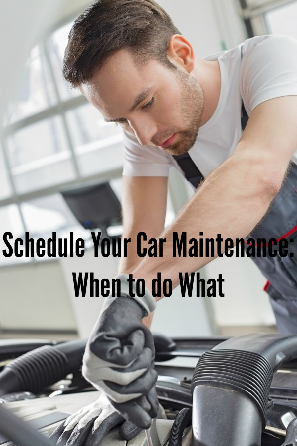 Scedule-car-maintenance