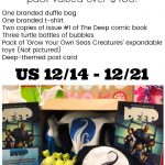 The Deep Prize Pack Giveaway