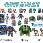 HUGE Troll Hunters Giveaway
