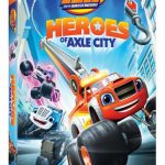 BLAZE AND THE MONSTER MACHINES: HEROES OF AXLE CITY Giveaway