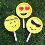 Emoji Puppet Craft