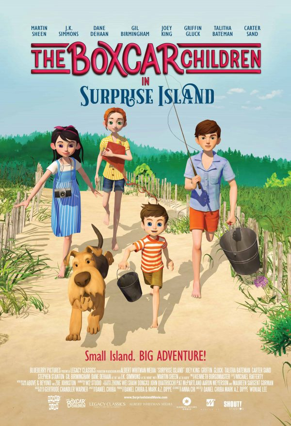 Boxcar Children – Surprise Island Event + Giveaway