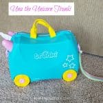 Travel in Style with Trunki + Giveaway