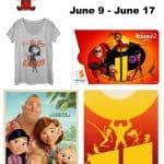 Incredibles 2 Fandango Giveaway