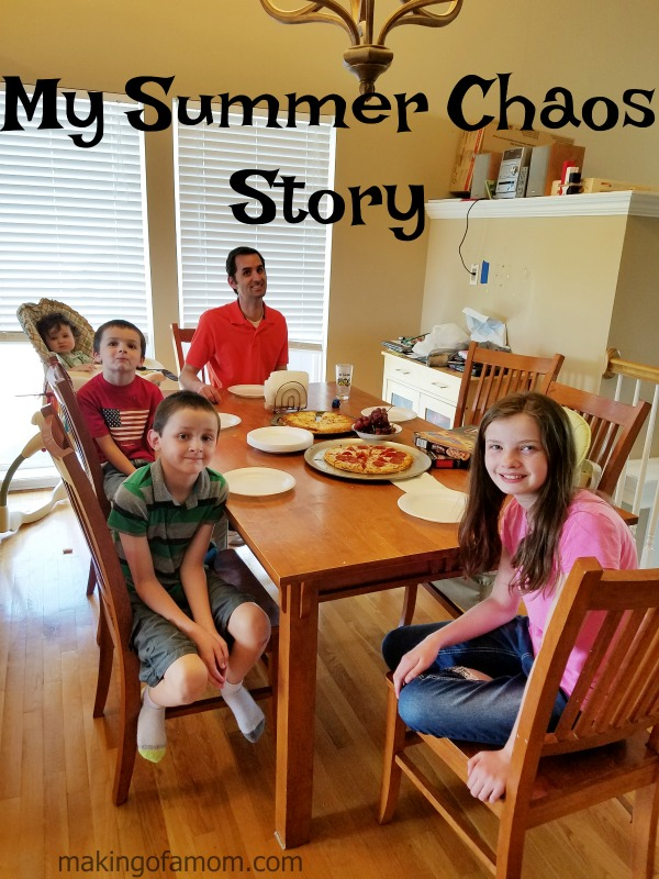 My Summer Chaos Story