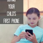 Tips for Buying Your Child's First Phone